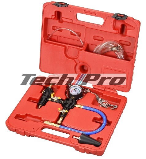 AC-004 Coolant Refill Kit w/ Fast Connector
