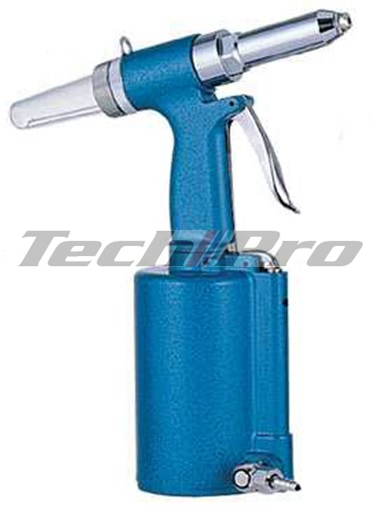 AT-019 - Air Hydraulic Riveter Gun - 1/4""