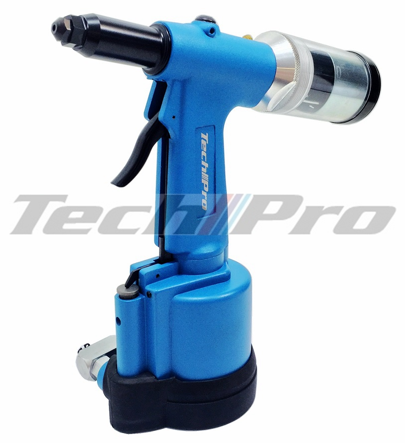 AT-020 - Air Hydraulic Riveter Gun - 3/16""