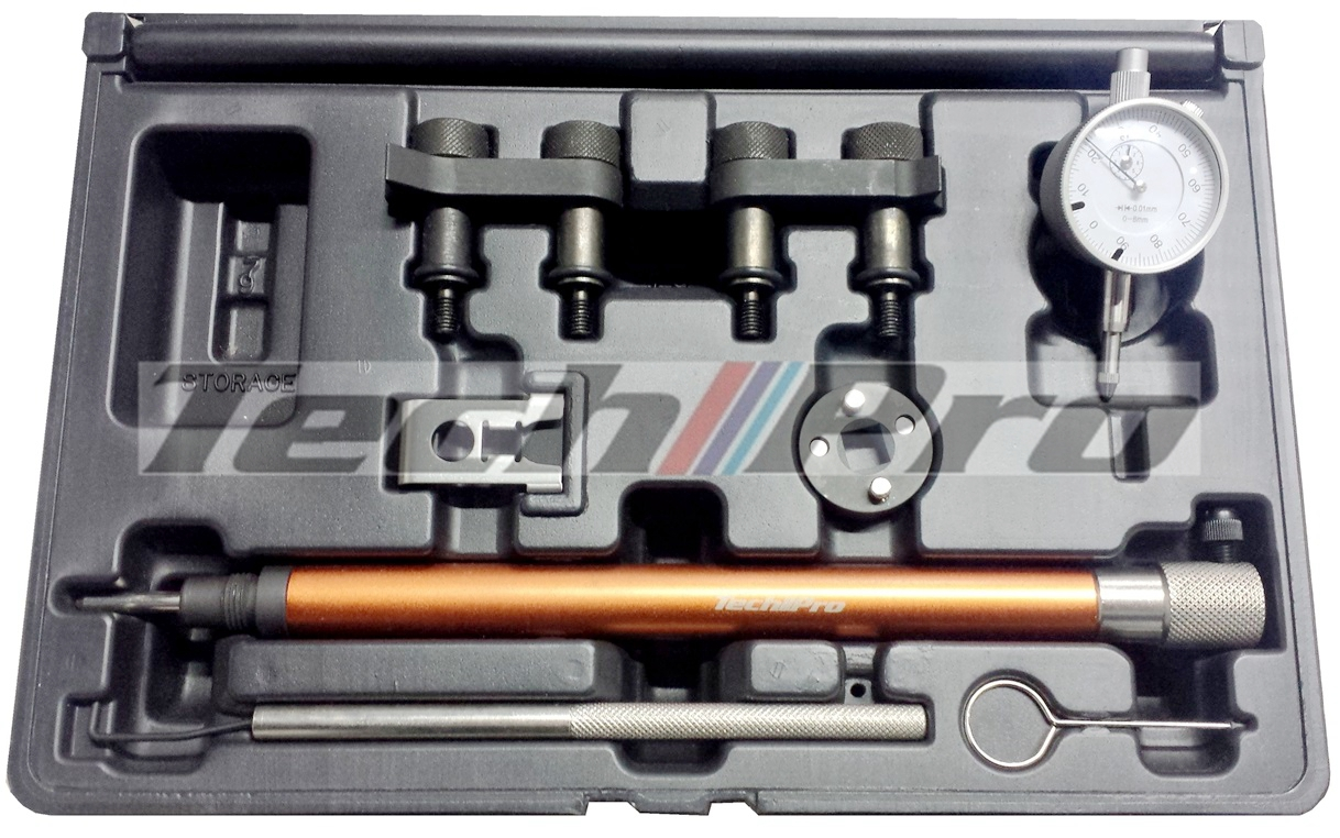 AV-014 Audi - 2.0L TFSI Timing Tool Set w/ DTI & TDC - Click Image to Close