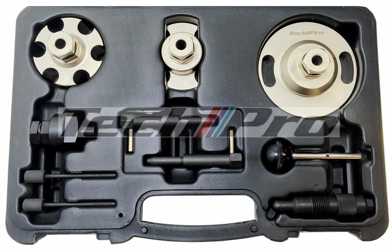 AV-023 AUDI / VW - Q7 DSL 3.0 Turbo - 2009+ Timing Kit