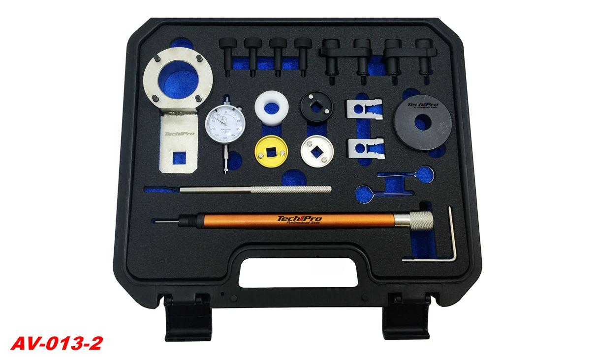AV-013-2 - Audi - Engine Timing Tool Set