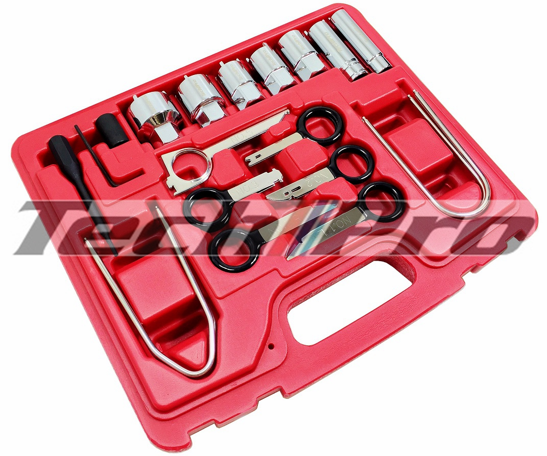 BA-015 - Radio & Antenna Wrench Kit - 26 pcs