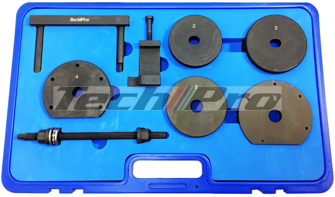 BM-008 - BMW - X1,X3,X5 -Transfer Case Bushing Tool Kit
