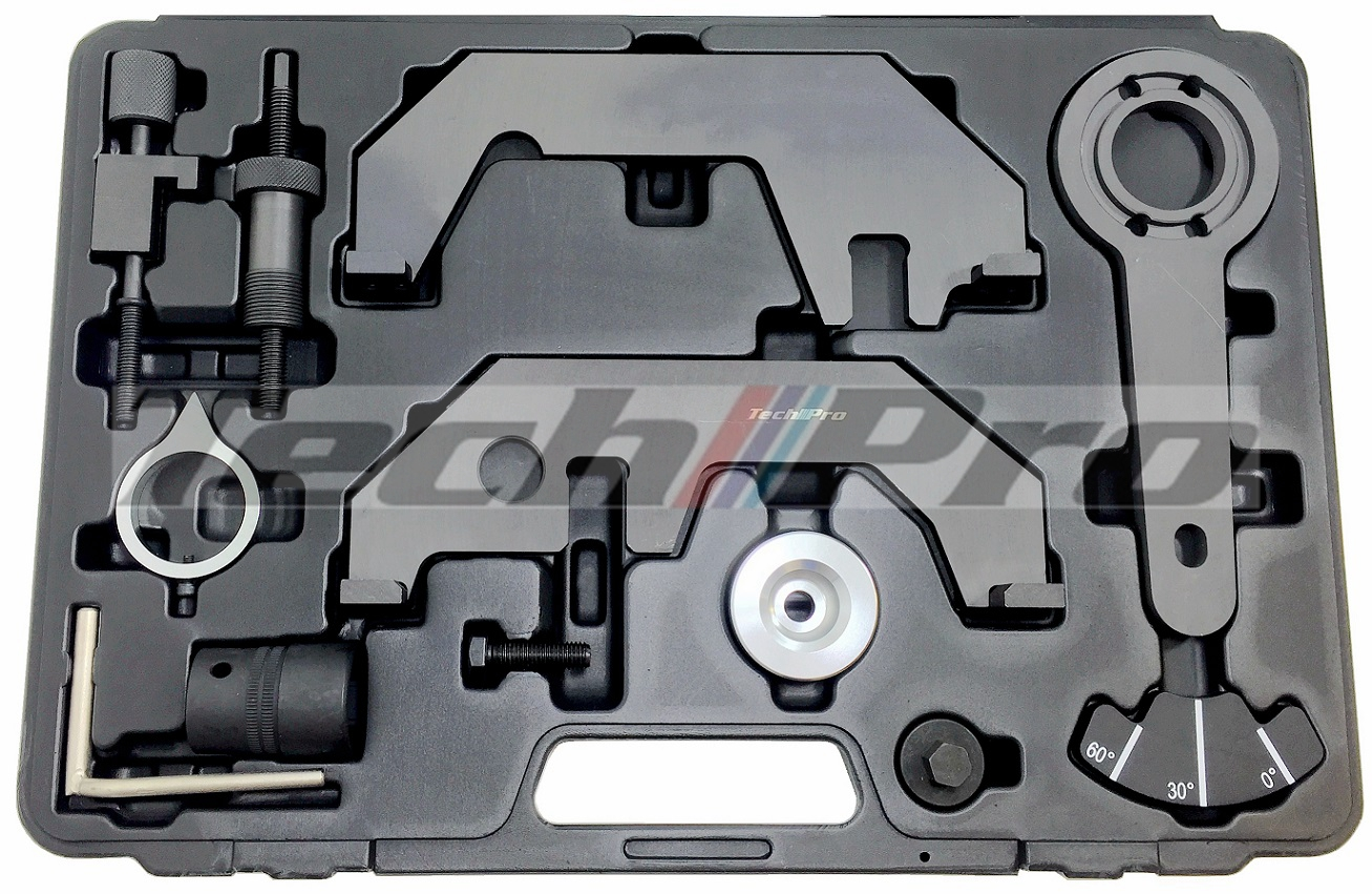 BM-024 - BMW - N62 / N73 Timing Tool Set
