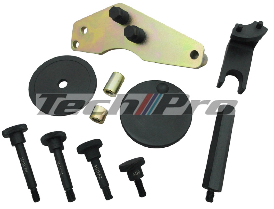 BM-057-2 BMW N54 Vacuum Pump R & I Tool Kit - Click Image to Close