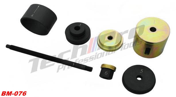 BM-076 - BMW - Front Differential Rubber Mount R & I Tool Set