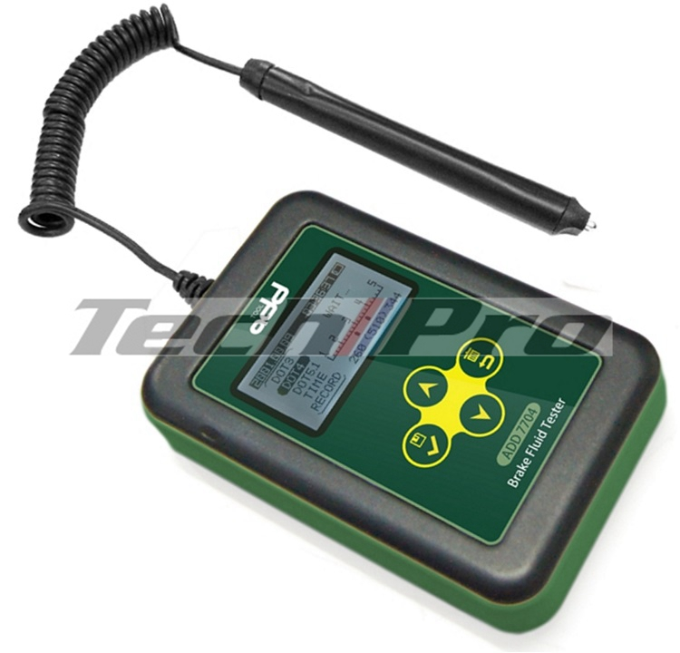 BS-035 - Precision Brake Fluid Tester - Digital DOT 3 / 4 / 5