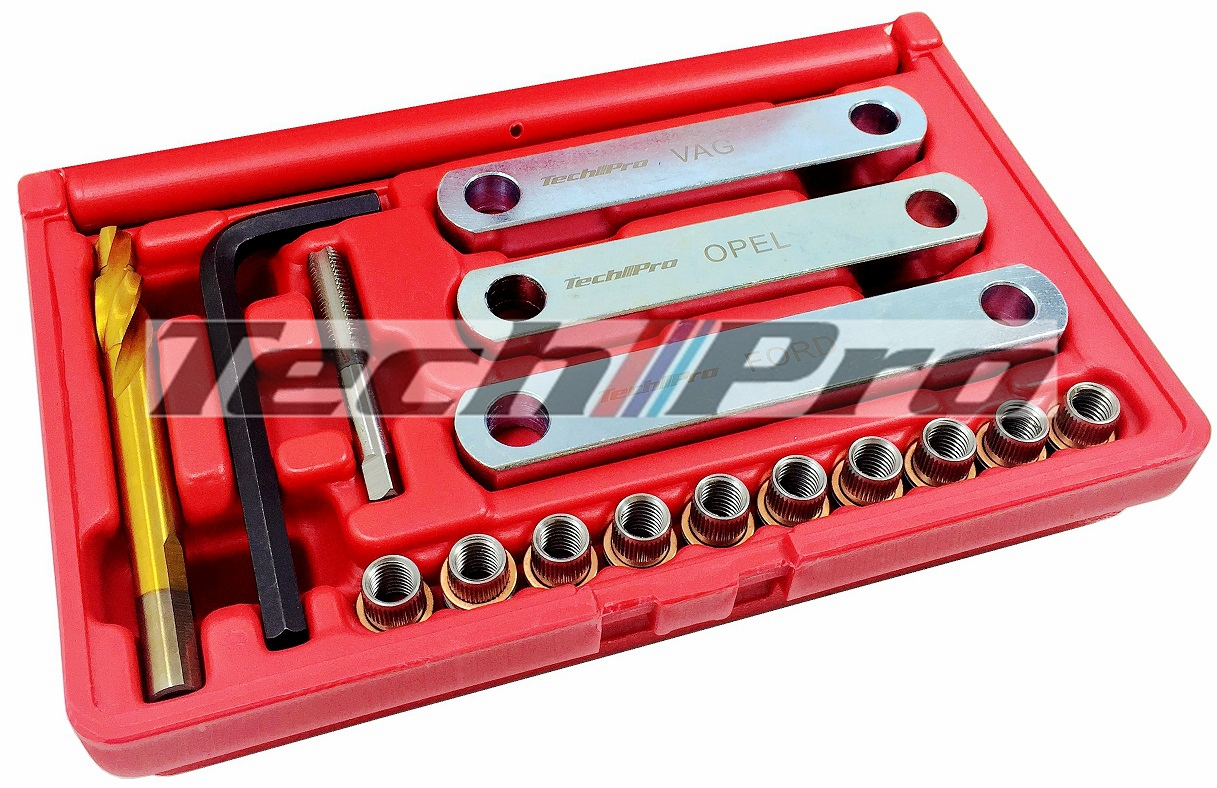 BS-037 - Brake Calliper Guidance Thread Repair Set
