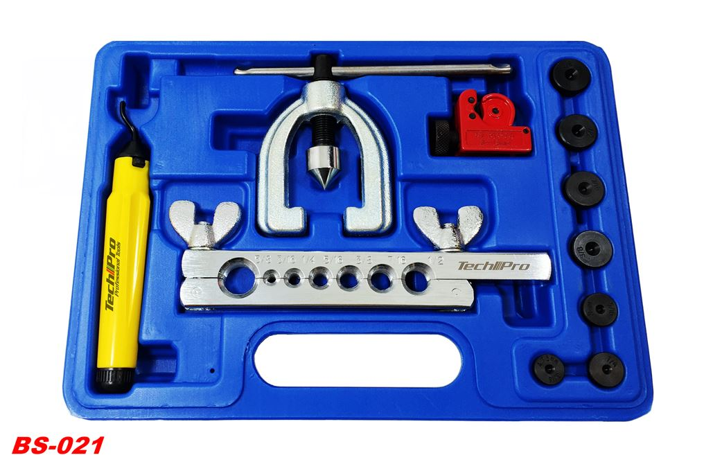 BS-021 - Double Flaring Tool Set