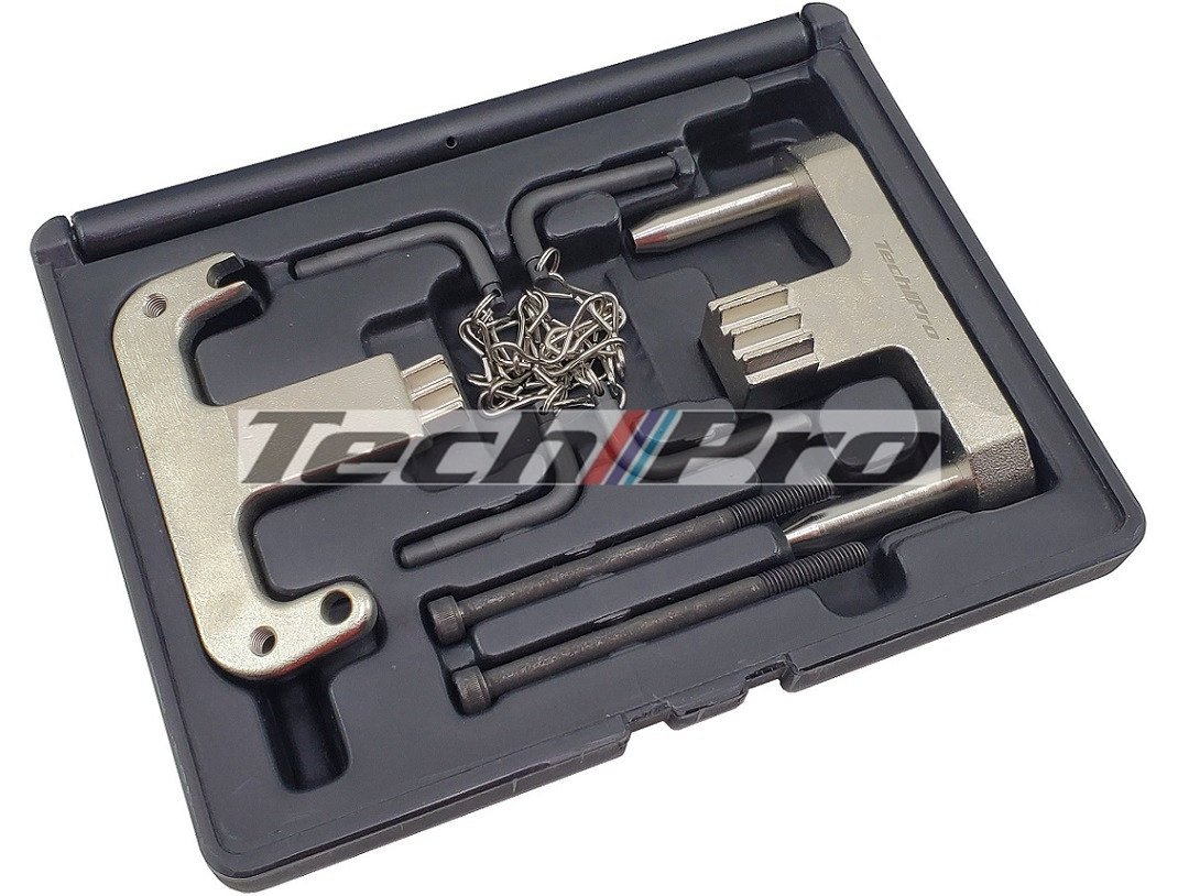 BZ-007 - BENZ - Camshaft / Fly-wheel Locking Tool Set