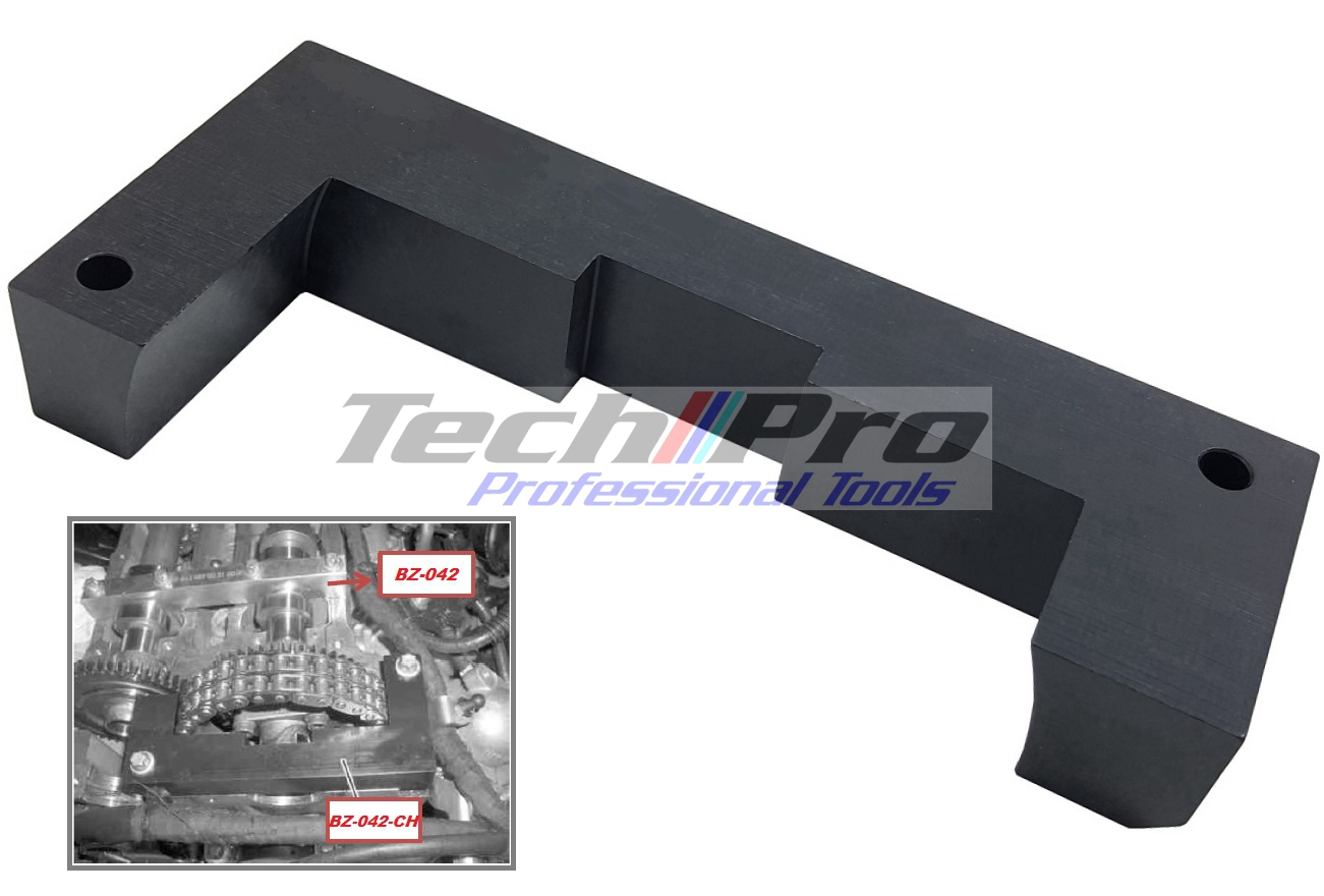 BZ-045-CH--Benz M642 3.0L BlueTec Timing Chain Hold Down Tool