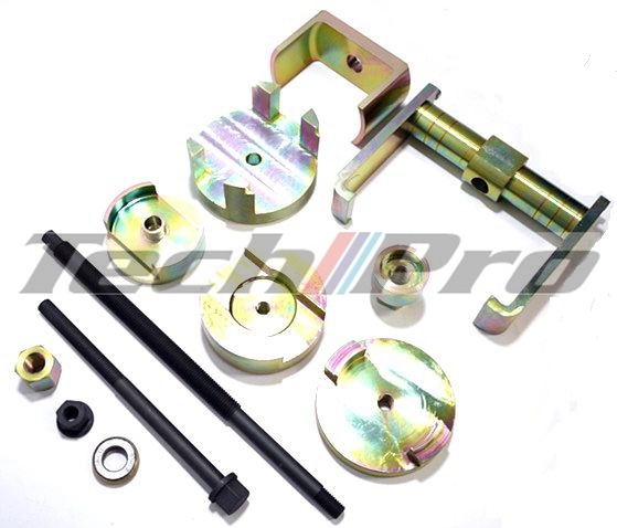 BZ-055 - BENZ - W203 Rear Sub-Frame Bushing R & I Tool Set