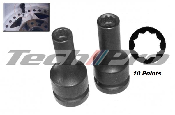 BZ-059 - BENZ - Decagon Satr-Shape Special Socket