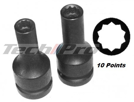 BZ-059 BENZ - Decagon Satr-Shape Special Socket