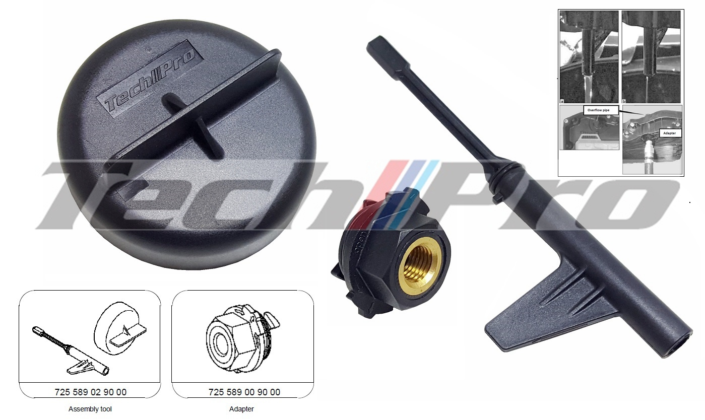 BZ-066 - BENZ - 725.0 9G-Tronic ATF Assembly Tool