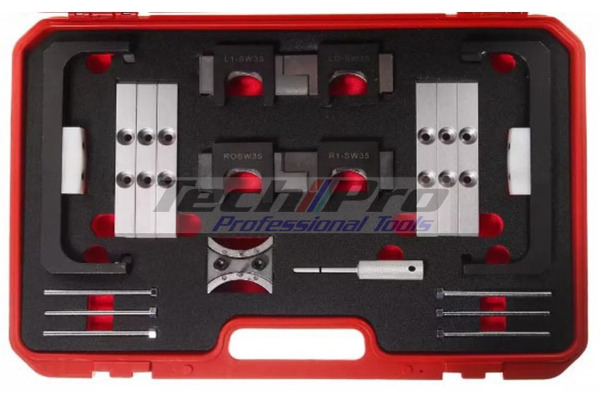 BZ-069--Benz-M177,178 V8 4.0L BI-Turbo Timing Tool Set
