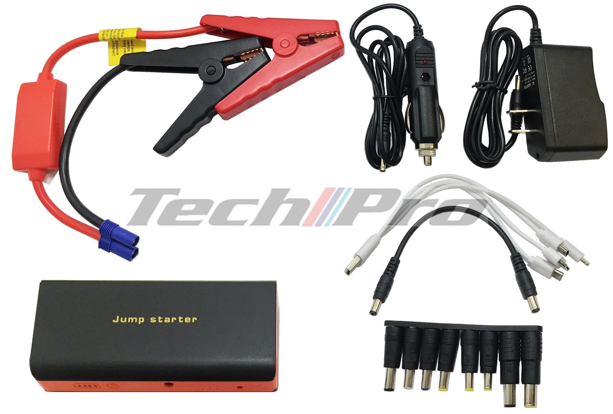 ED-057 - Mini Car Jump Start Kit