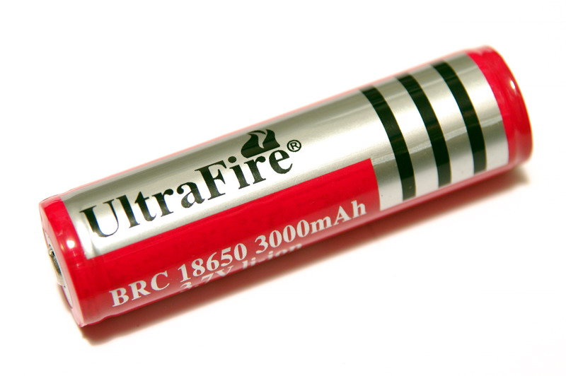 UltraFine 18650 Battery