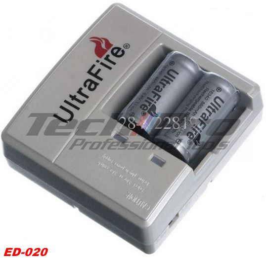ED-020 - 16340 Li-ion Battery