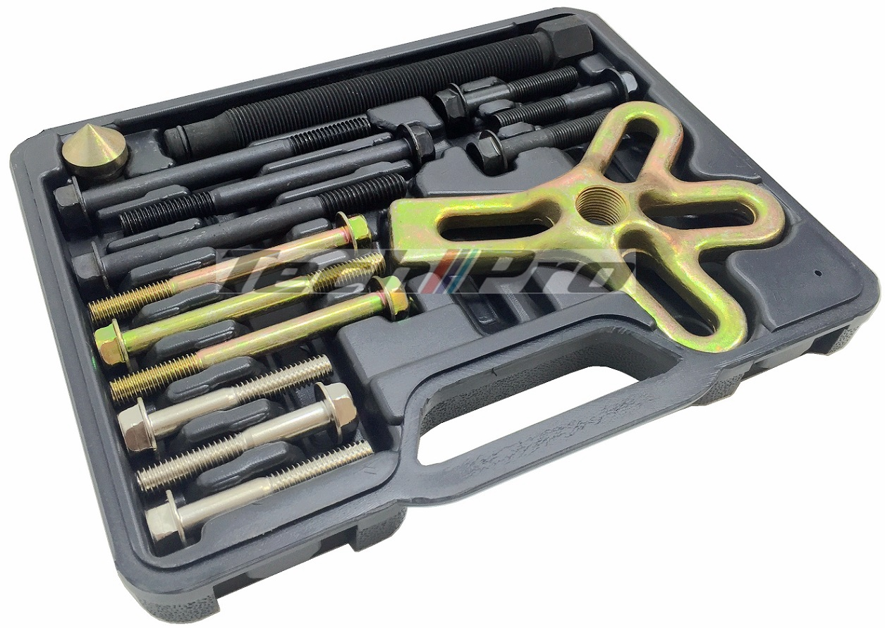 EE-027 - Harmonic Balancer Puller Set 15PCS