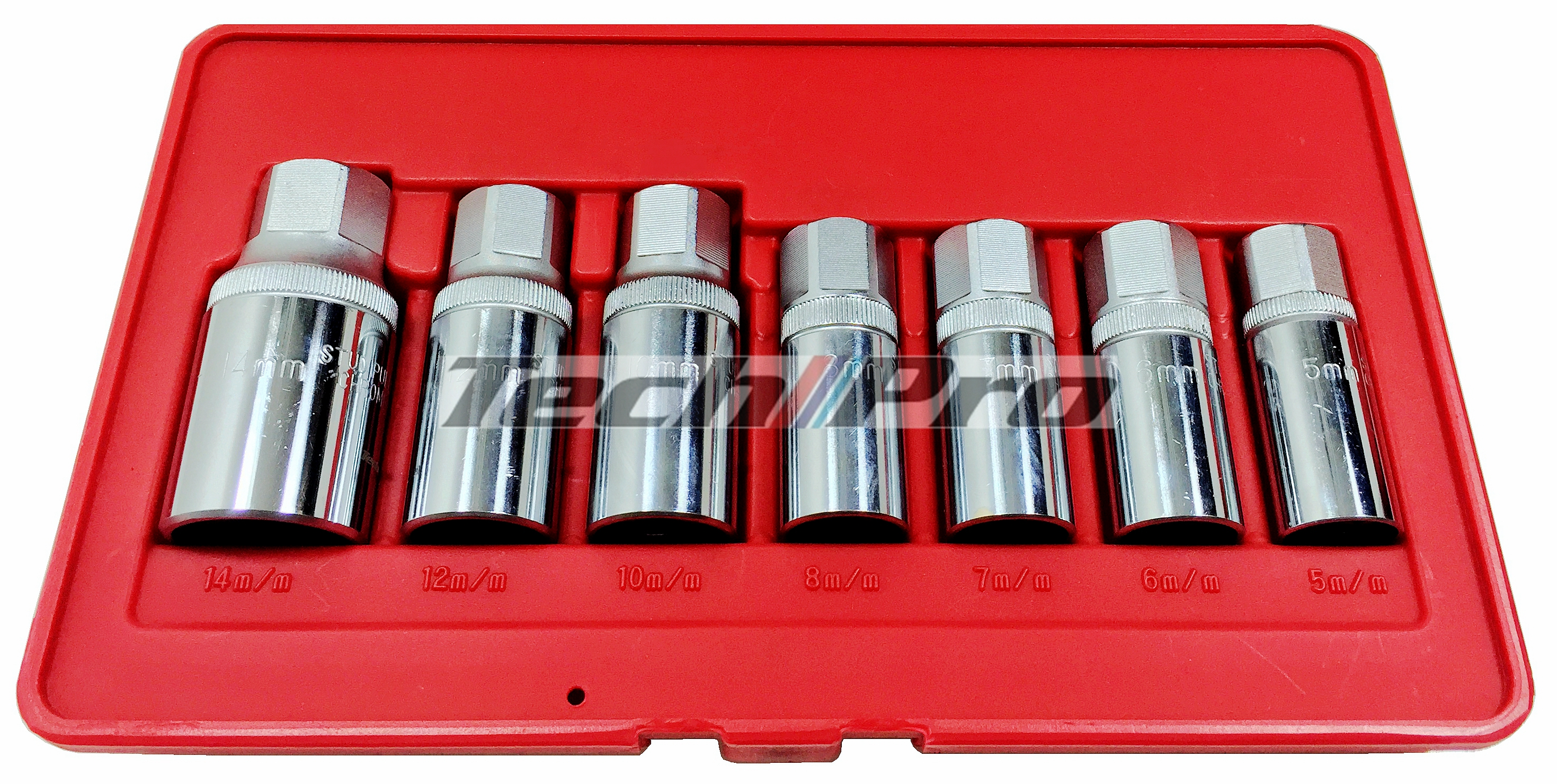 EE-035 - Stud Remover / Installer Metric MM - 7 pcs