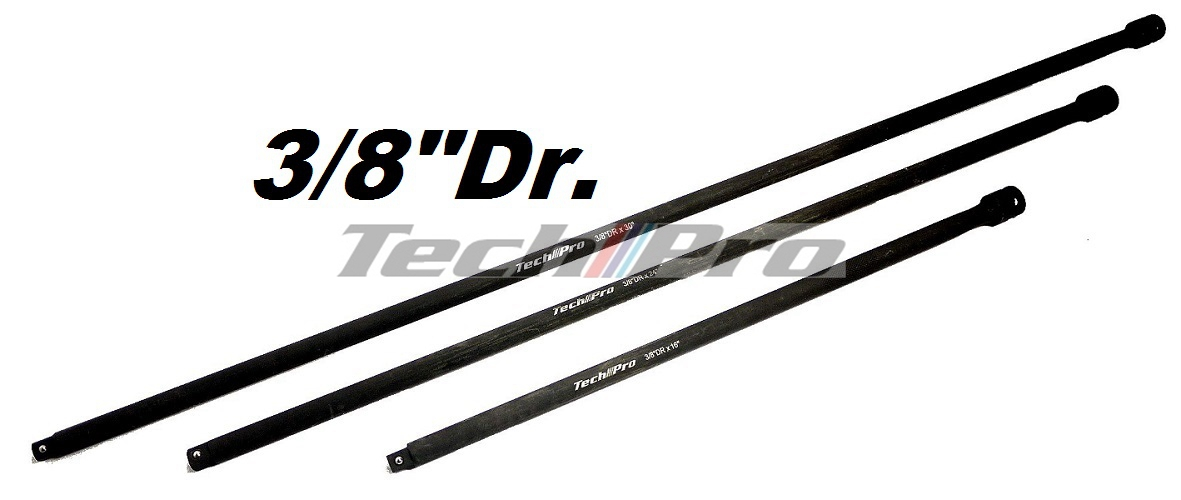 "EN-008 - 3/8"" Dr - Extension - Impact / Extra Long"