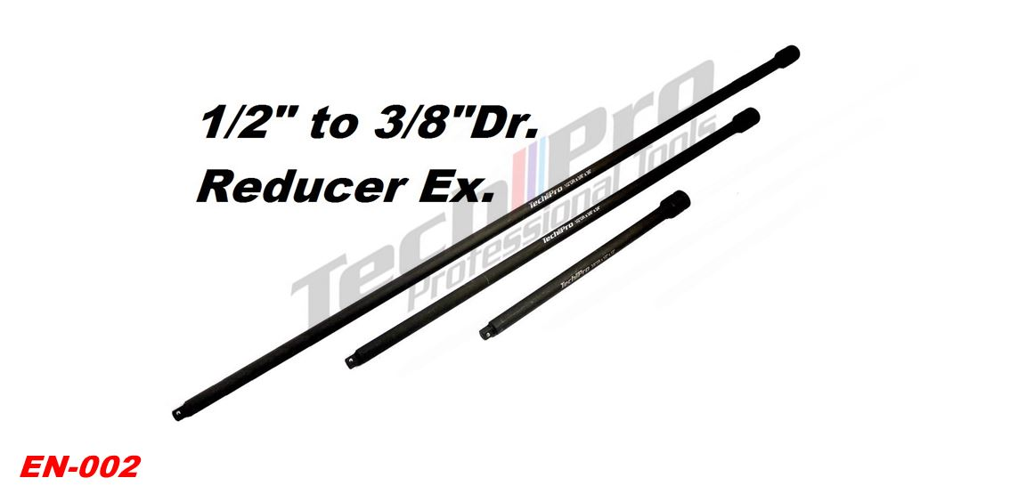 "EN-002 - 1/2""F x 3/8""M - Reducer Extension Set"