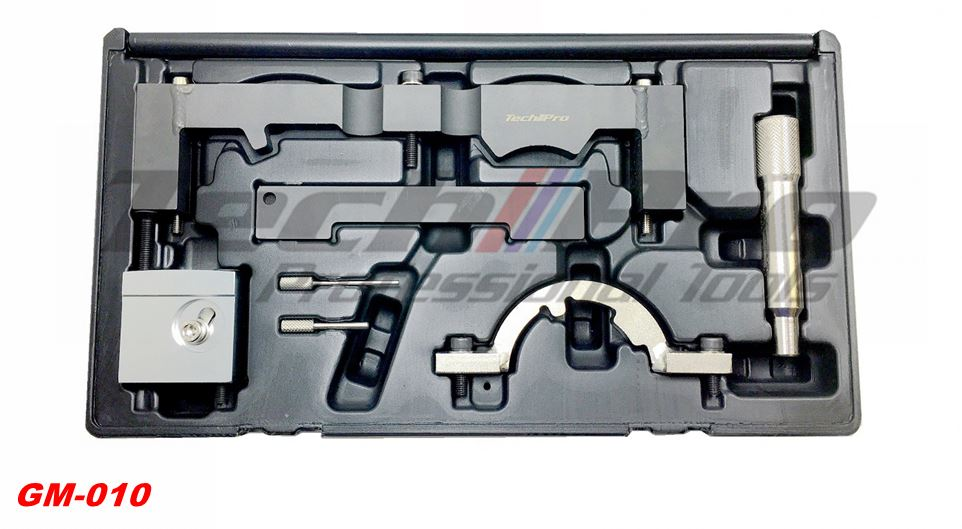 GM-010 - GM - 1.4 L / 2011+ Timing Tool Set