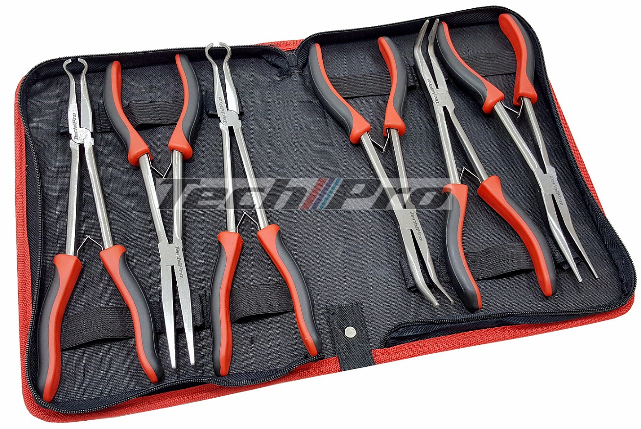 HT-004 - Pro. Mechanic Pliers Set