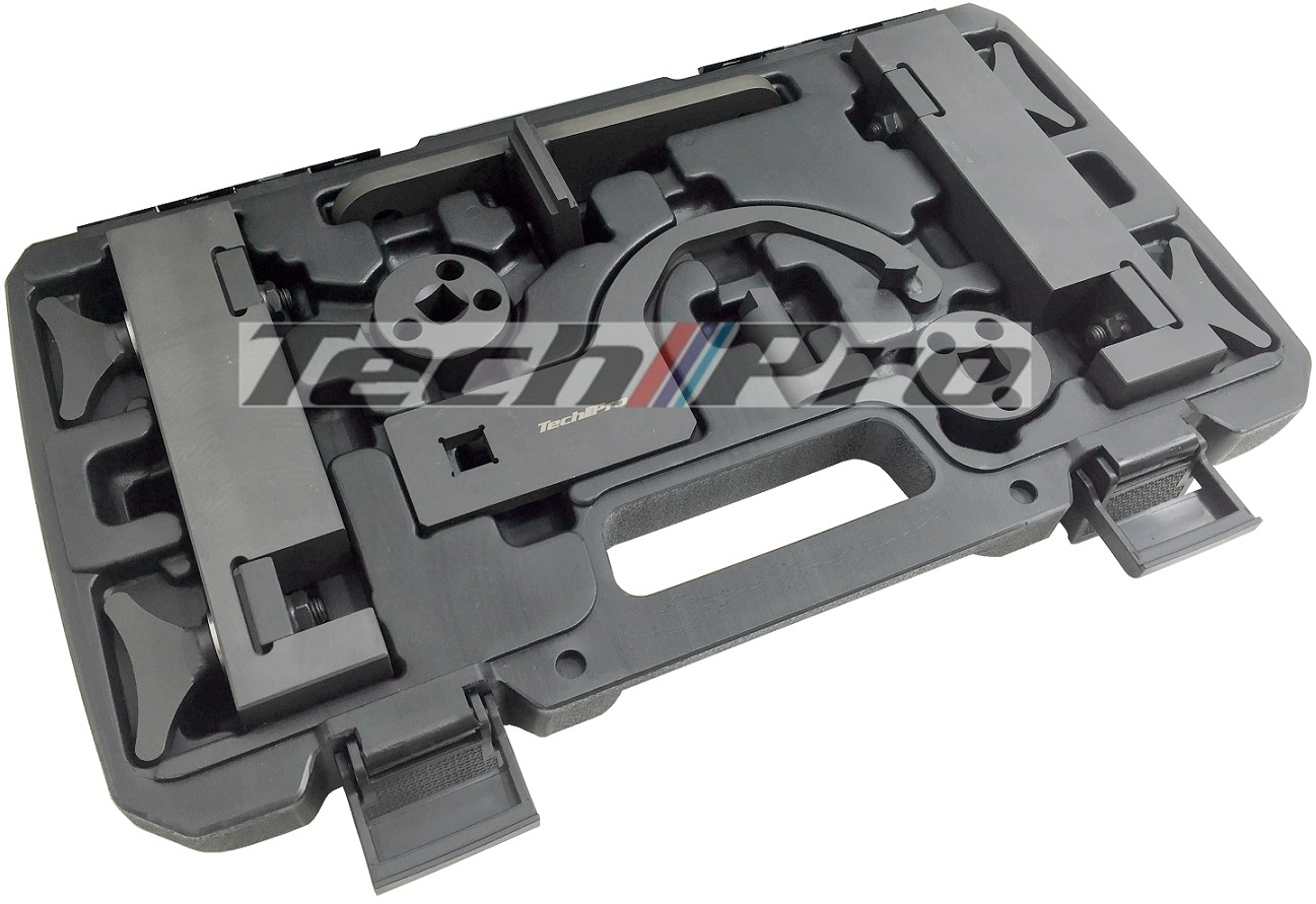JL-002 Jaguar / Land-Rover - V8 5.0 L Timing Tool Kit