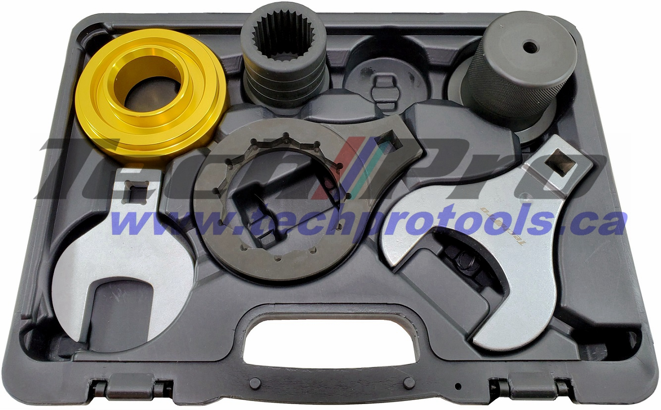 JL-013-1 Jaguar / Land-Rover Rear Differential Pinion Tool Kit