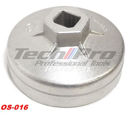 OS-016 - Engine Oil Cap - Ford / Mazda - 75mm/15pt