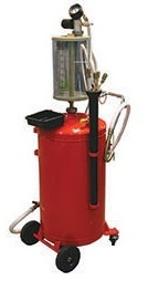 OS-028 - Oil Extractor w/ Drainer - 90 L