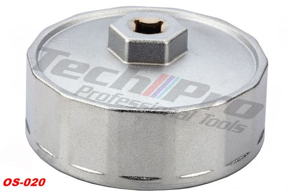 OS-020 - Engine Oil Cap - Benz - BlueTec / CDI - 84.4mm/14pt