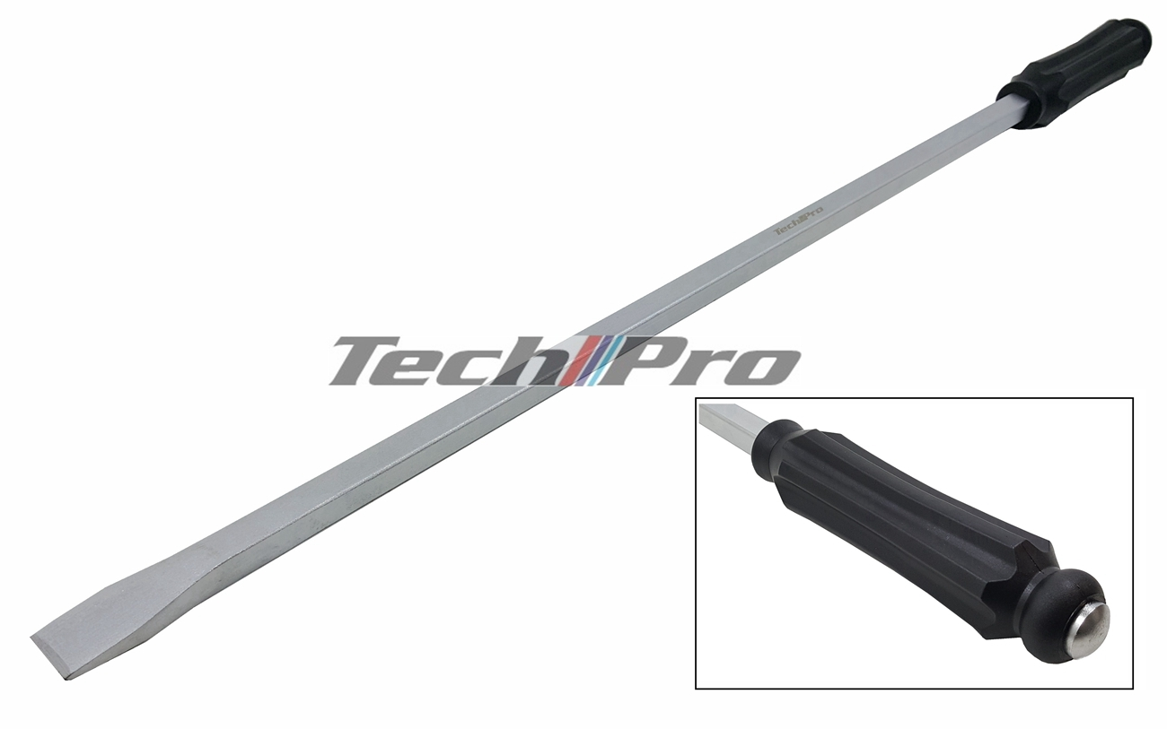 PS-006 - Heavy Duty Pry Bar - Straight Length : 36""