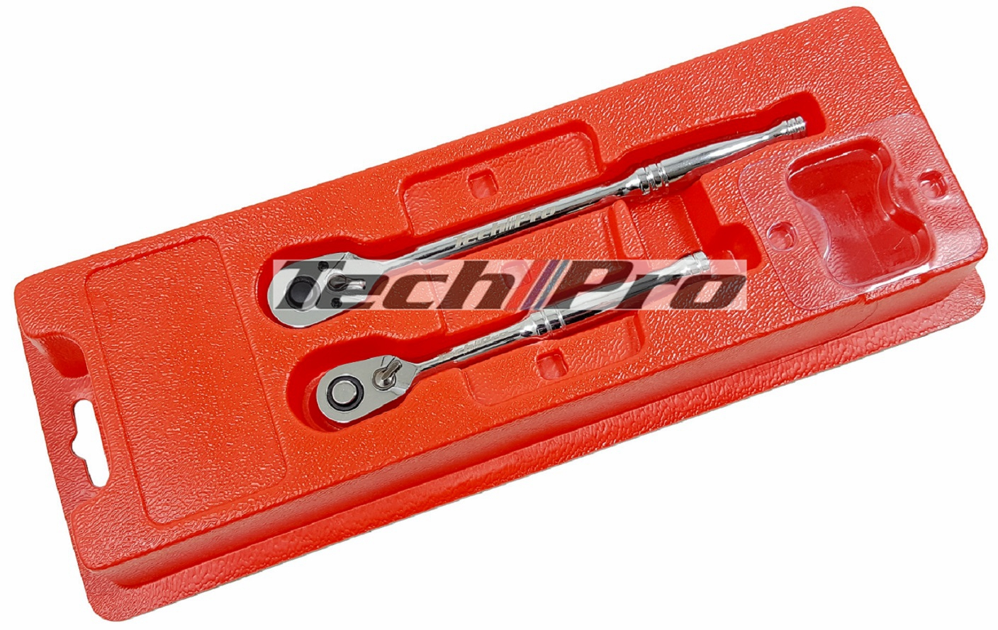 "1/4"" Dr Pro Ratchet Set - 2pcs"
