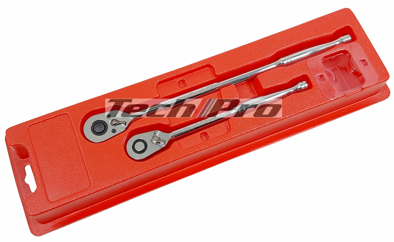 "RW-013 3/8"" Pro Ratchet Set - 2pcs"