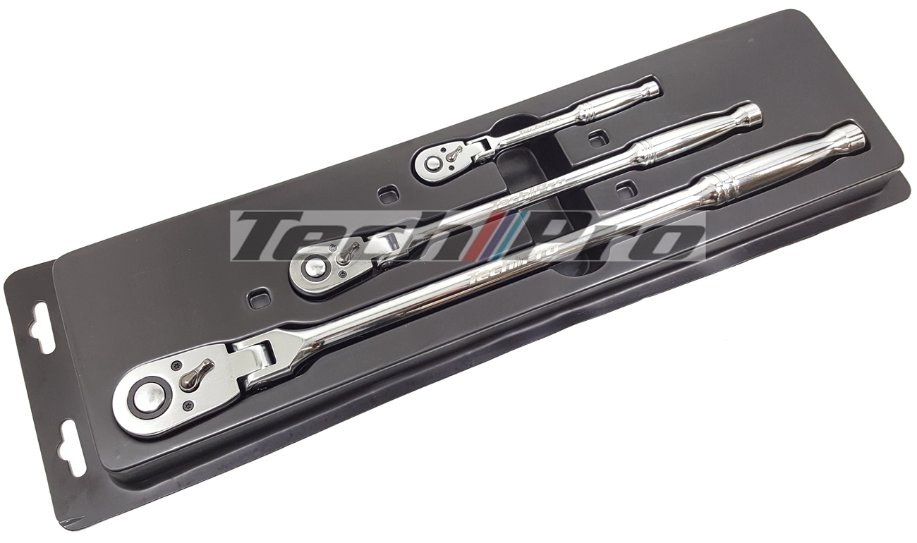 RW-015 - Pro Ratchet Set - Flexiable