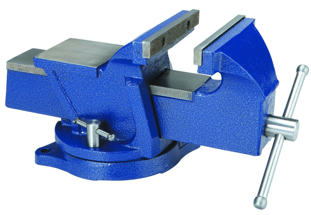 Bench Vise - Swivel w/ Anvil Type