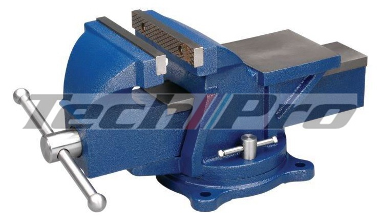 SE-007-1 Bench Vise - Swivel w/ Anvil Type