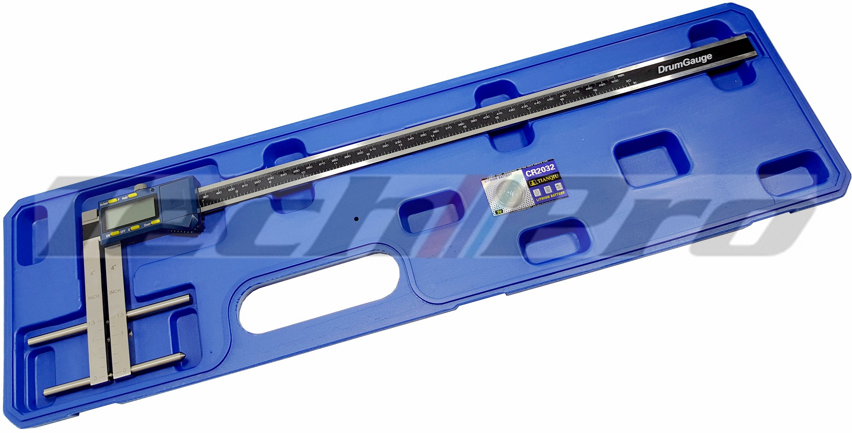 SE-017-3 - Digital Drum Gauge