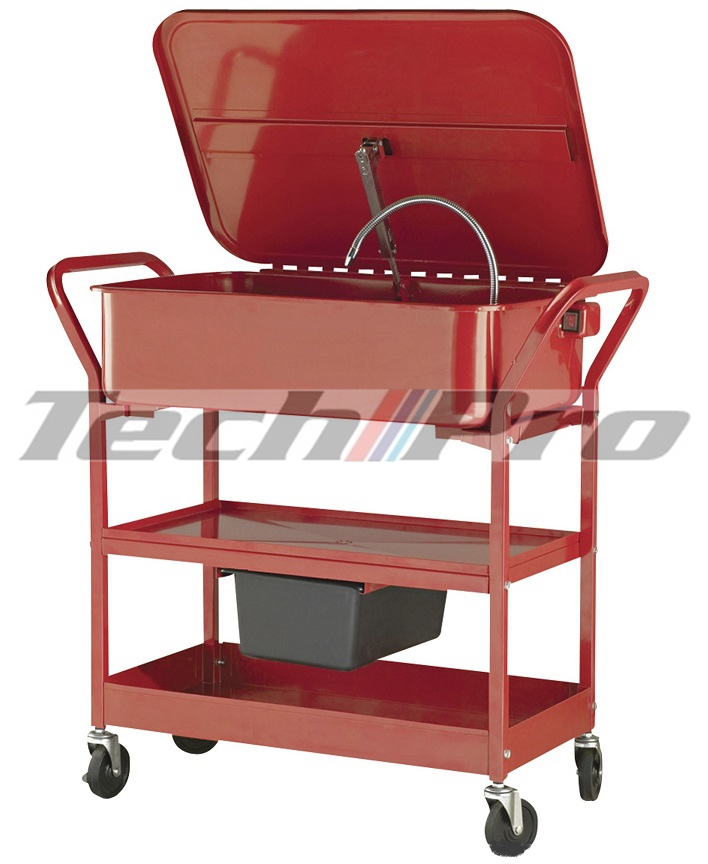 SE-036 Parts Washer Cart 20 Gallon