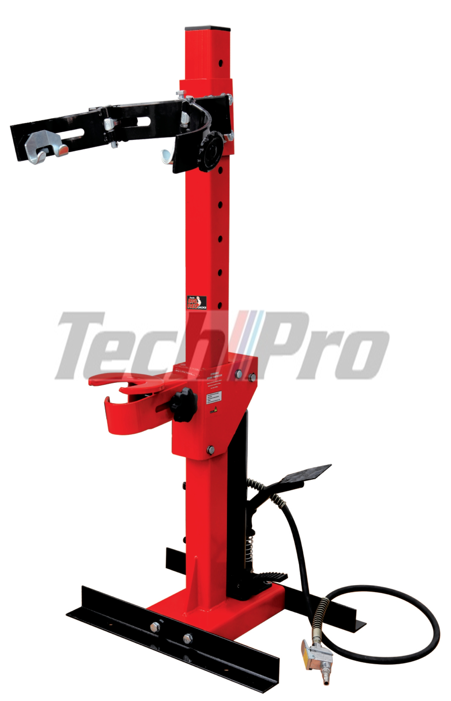 SE-062 Spring Compressor Stand - 1 Ton Pneumatic Hydraulic