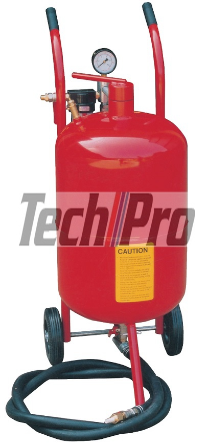 SE-075 Portable Sandblaster - 20 Gallon