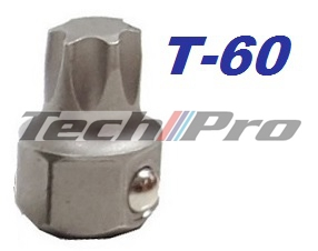 SK-061-P1 Super Stubby - Torx T60 - Click Image to Close