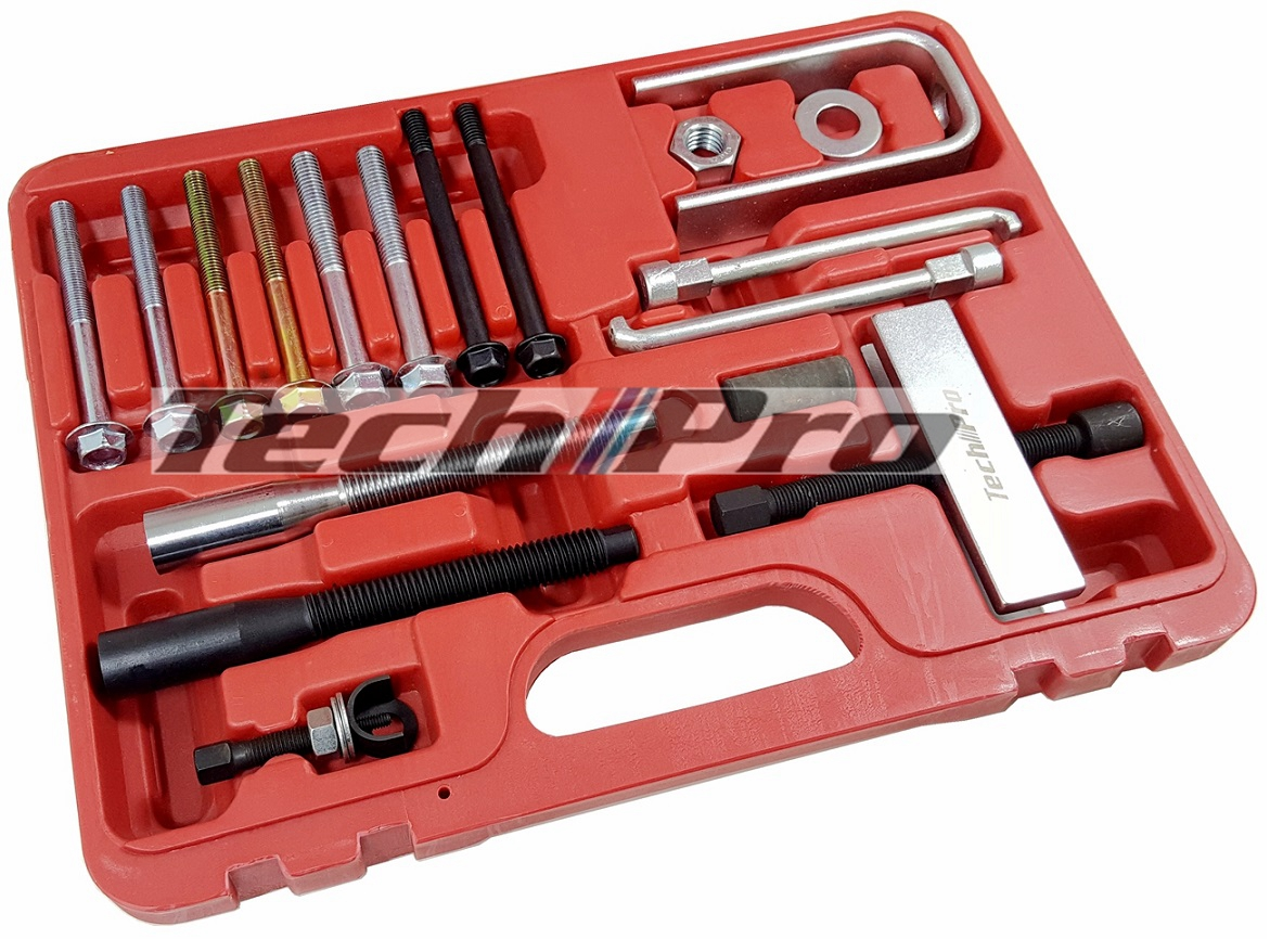 SS-005 - Steering Wheel Remover / Lock Plate Compressor Set