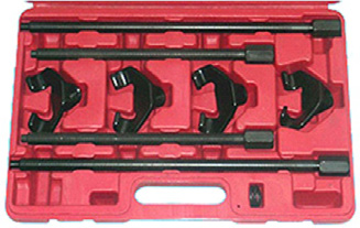 Spring Compression Set Screw Type