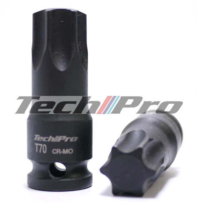 SK-020-1 & SU-008 Torx Impact Socket - Single Pcs