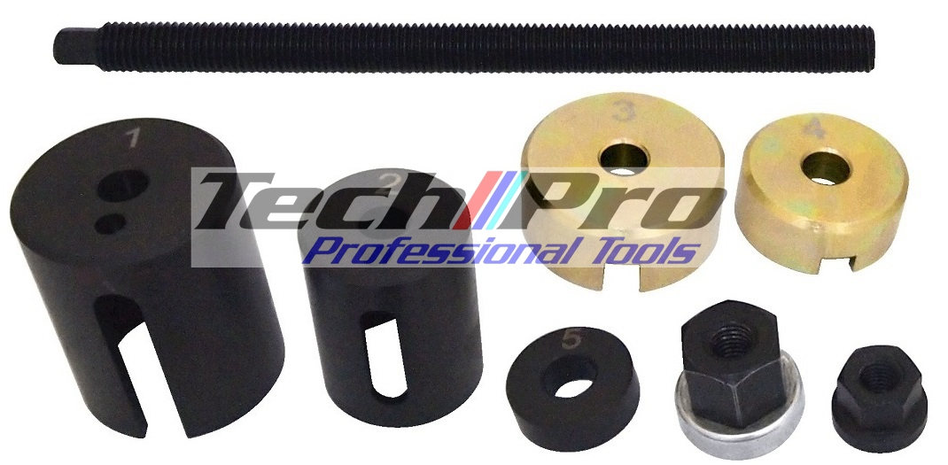 TA-009 TOYOTA - Carmy 2002-11 Rear Axle Bushing R & I Tool Set